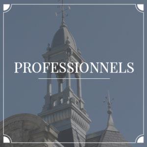 professionnels